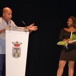 Alexis Dias Pimienta en la V Jornada Cultural Cubana en Albacete