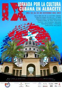 cartel IX Jornada cubana 2017