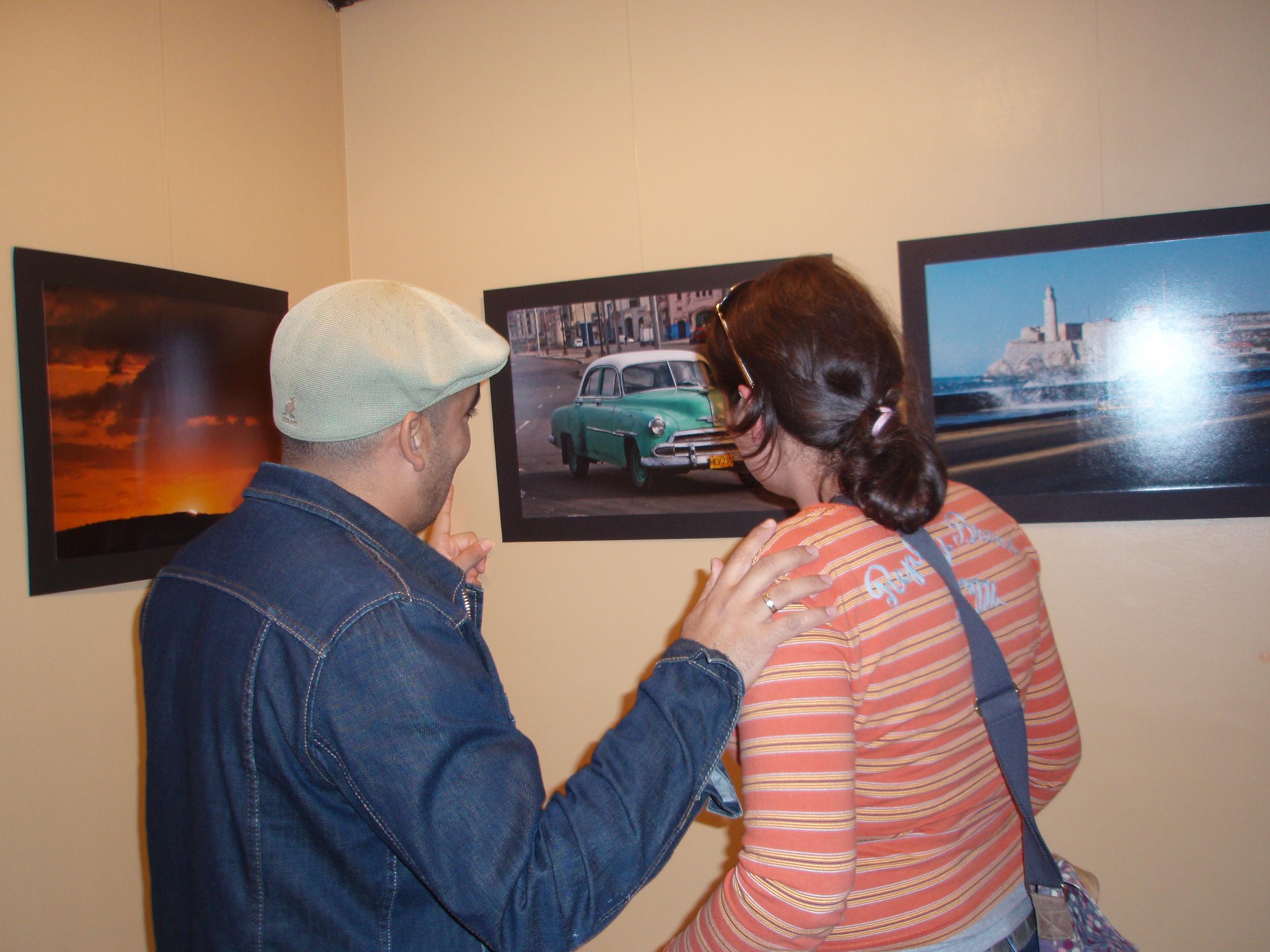 Exposición de Arte Cubano